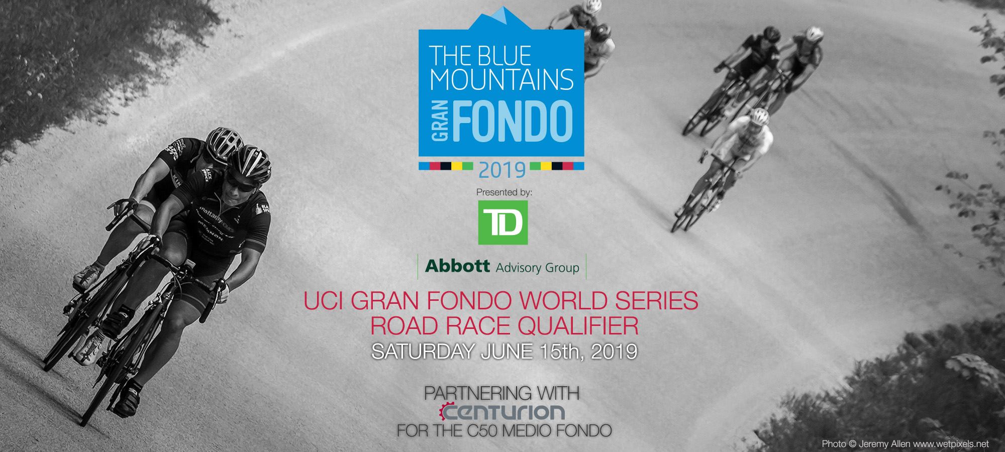 THE BLUE MOUNTAINS GRAN FONDO